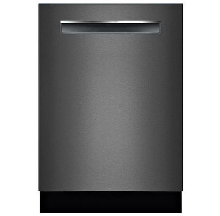 Bosch black dishwasher
