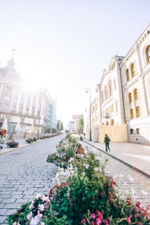 Day In Oslo Norway - Living Language