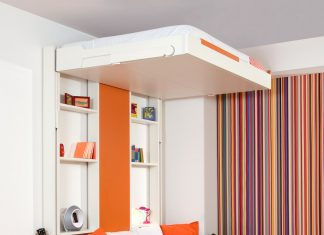 folding chair bed ikea design awards 10 great space-saving beds - living in a shoebox