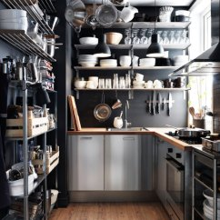 Small Apartment Kitchen Ideas Pop Up Electrical Sockets For Kitchens 12 Great Designs Living In A Shoebox Ikea