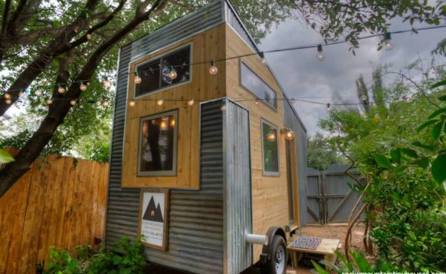 New Rustic Dwelling From Rocky Mountain Tiny Houses