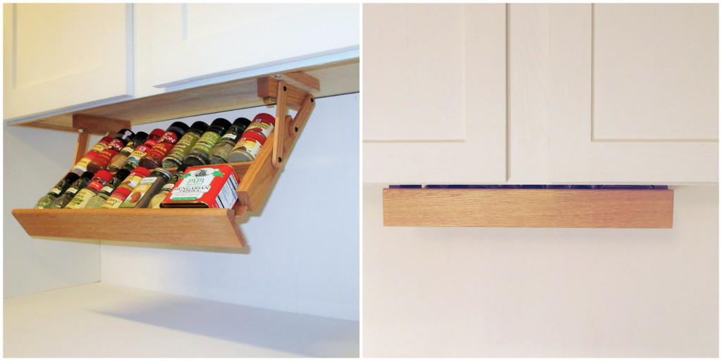 Maximize your cabinet space with these 16 storage ideas