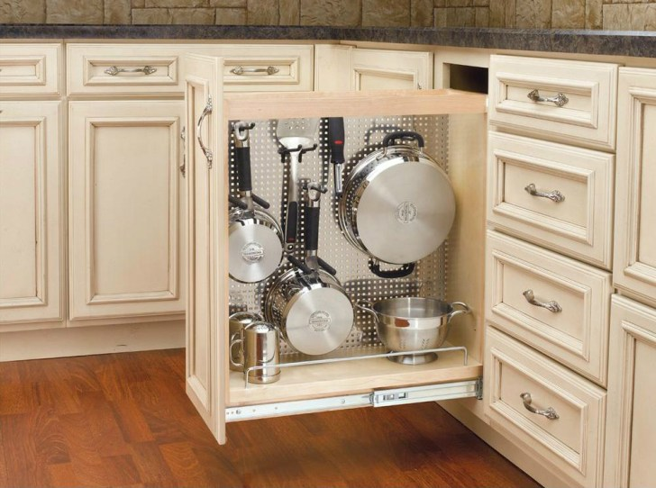 Kitchen Storage Rack See Your Products Glance