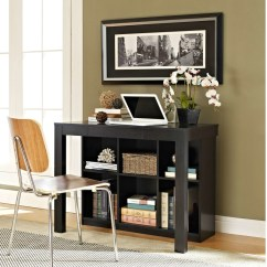 Living Room Desk White High Gloss Furniture Sets Ten Space Saving Desks That Work Great In Small Spaces With Bookcase