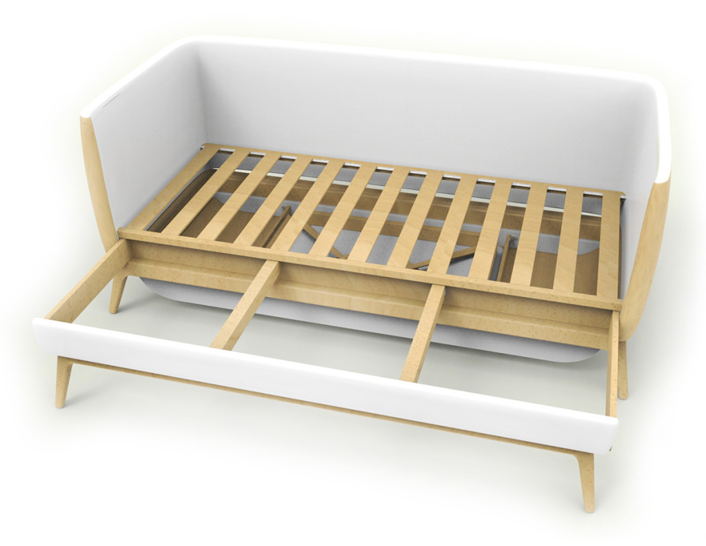 sofa pull out bed frame kidney shaped covers this multifunctional concept was designed for small