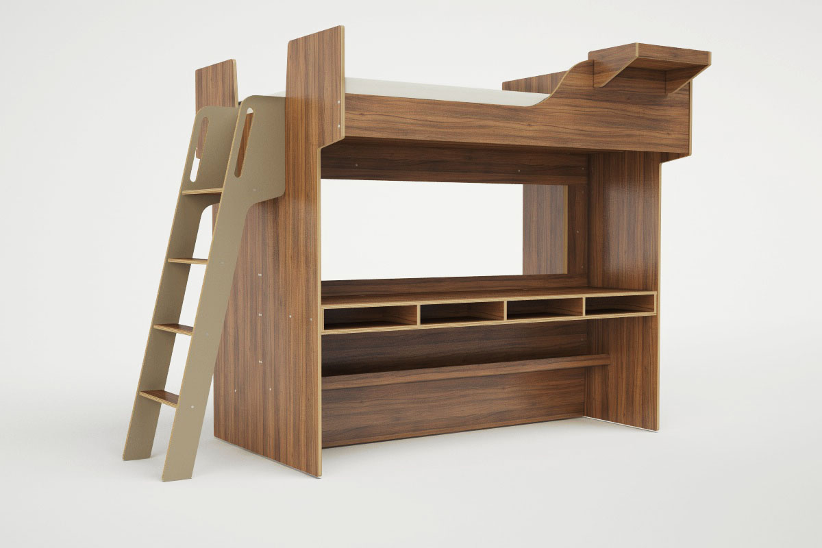 New Loft Bed Collection For Adults From Casa Collection