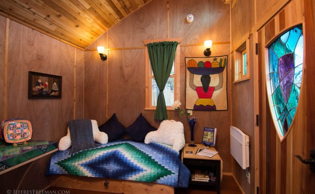 The Hotel Caravan Welcomes New Wheelchair Accessible Tiny