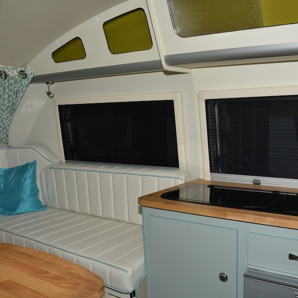 The Barefoot Caravan is stylish luxury in a neat little