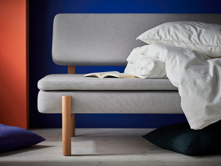 First look at the new collection from IKEA and HAY