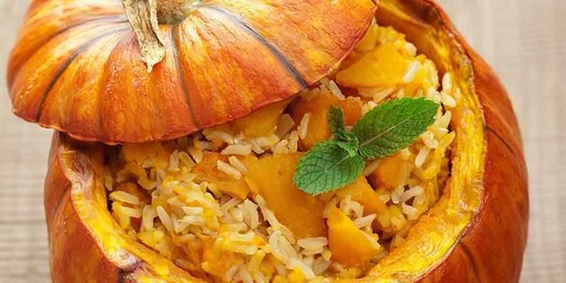 A Frighteningly Good Halloween Pumpkin Risotto Recipe