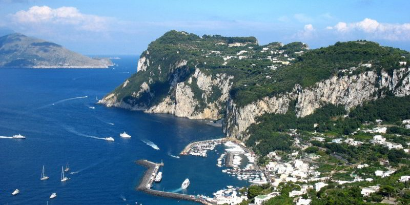 Capri Island © Yanta - Fotolia.com