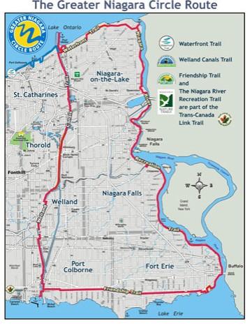 The Greater Niagara Circle Route