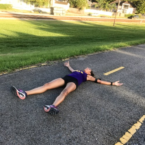 6 Miles of Exhaustion