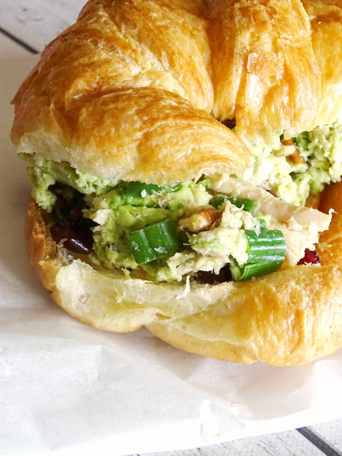 Bistro Avocado Chicken Salad Recipe