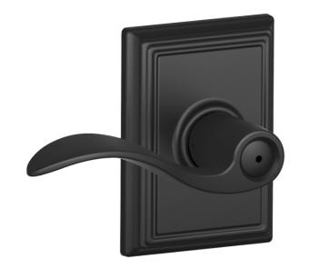 A roundup of my favorite modern farmhouse lever door handles #interiordoors