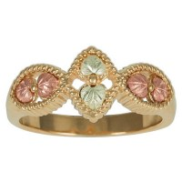 Women's Black Hills Gold Rings - Boomer Style ...