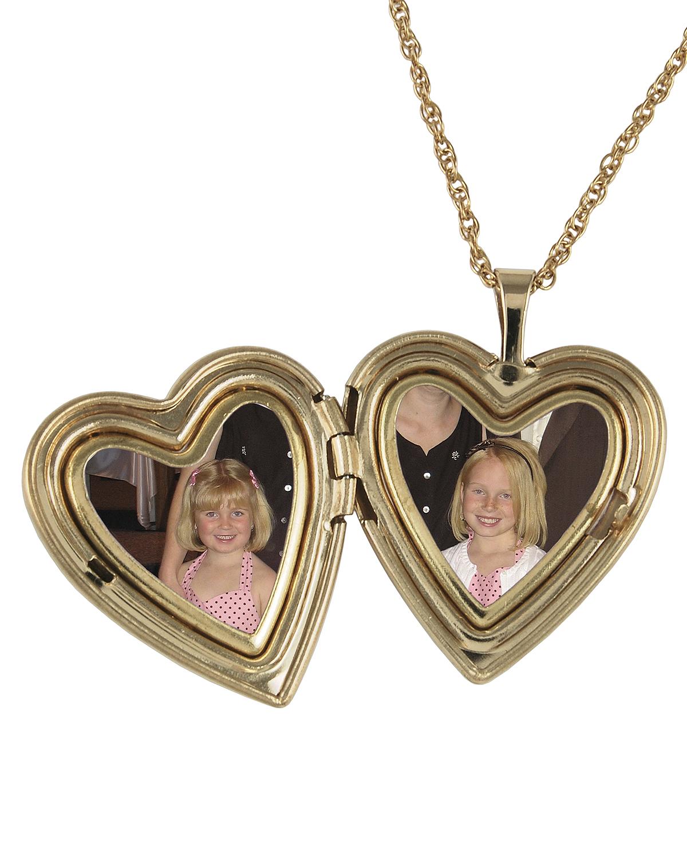 black hills gold locket