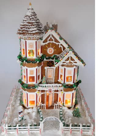 Gingerbread Houses Living Locurto