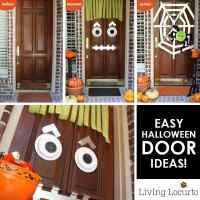 Homemade Halloween Door Decorations | www.pixshark.com ...