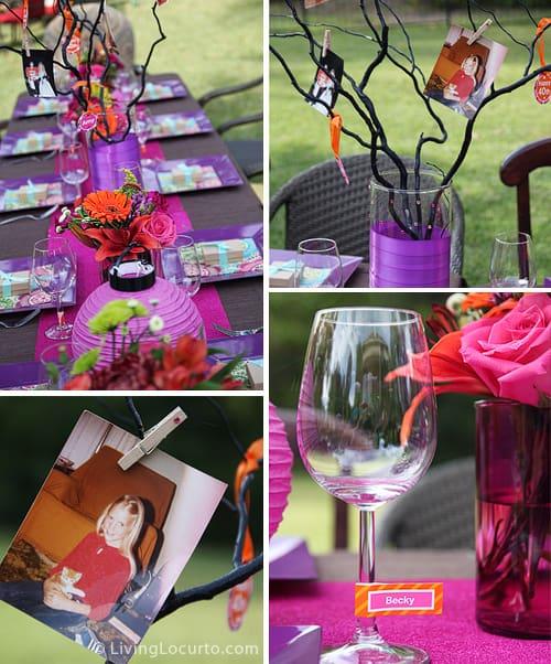 Fall Party Table Decoration Ideas Outdoor Entertaining Idea Farm To Dinner Hgtv