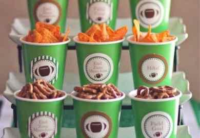 Cute Ideas For Soccer Snacks