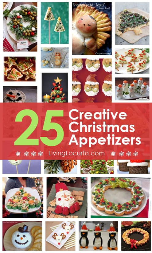 25 christmas appetizers easy