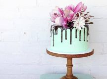 Beautiful Floral Cakes | Pretty Birthday Cake Ideas