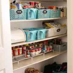 Kitchen Pantry Ideas Shears Organization Free Printable Labels Makeover Your With 50 Or Less Inspiring