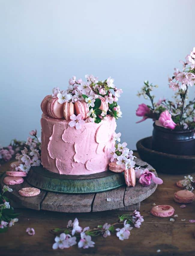 Waterfall Cake Chocolate