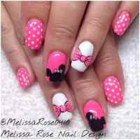 Minnie Mouse Nail Designs For Kids | www.pixshark.com ...