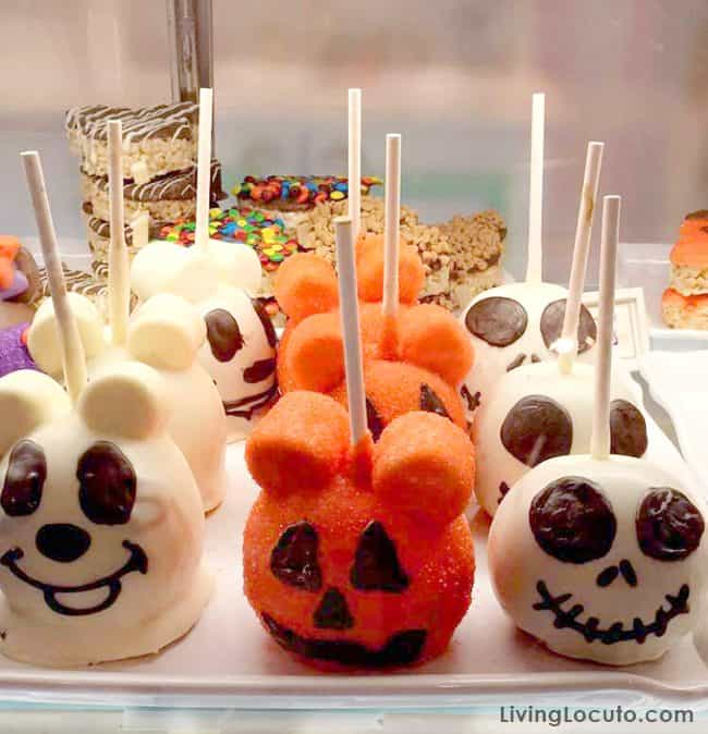 Disney Candy Apple Caramel