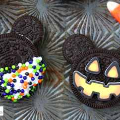 Beach Themed Kitchen Decor Home Depot Appliance Packages Mickey Mouse Halloween Cookies - No Bake Oreo Treats