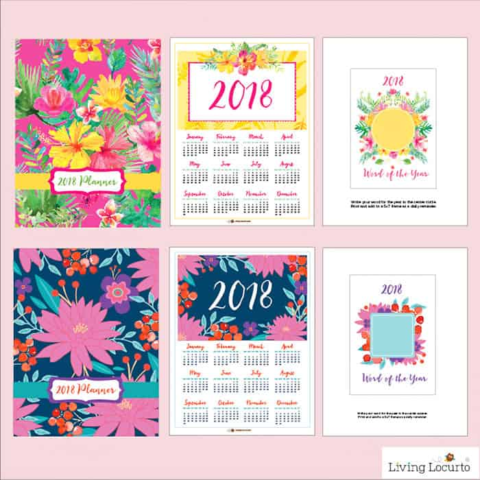 Daily Planner  DIY Printable Planners and Calendar