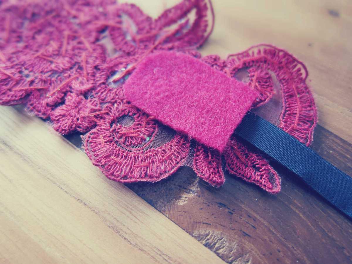 LL DIY headband lace 3