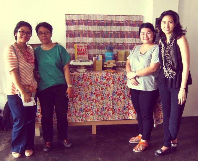 Left to right: Mba Amesh, Mba Tarlen, Mba Lia & Mba Chia