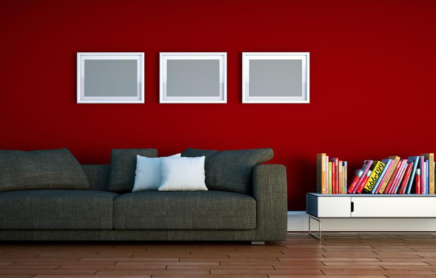 Posso dipingere la parete a sud di rosso  Living Naturally
