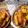 Quick And Easy Home Cooked Meals 10 Easy Tips To Get You