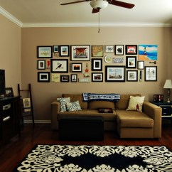 What Color Should I Paint My Living Room With A Tan Couch Built In Storage Units Indecision On Saltwater
