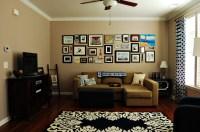 Tan Living Room Walls
