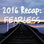 Living on Saltwater - 2016 Recap - Fearless