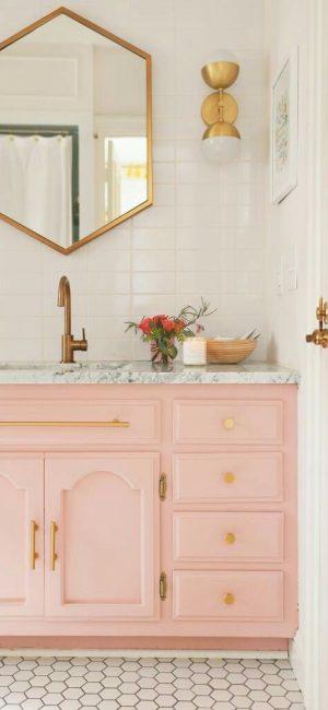Living on Saltwater - Quartz Blush Inspiration Picture