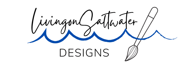 Living on Saltwater Designs