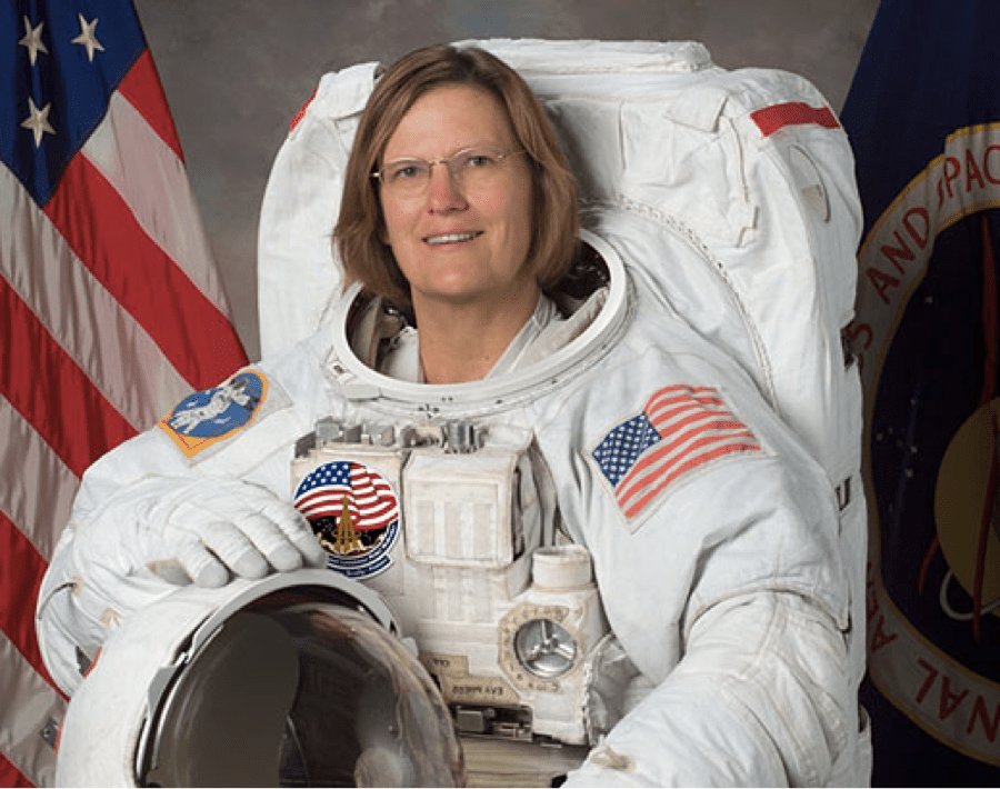 Another NOAA astronaut  Living on the Real World