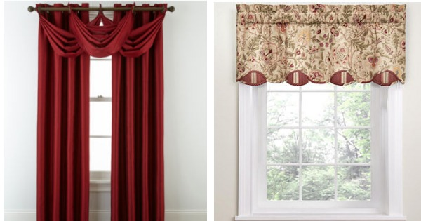 JCPenney Curtains And Drapes Buy 1 Get 1 For 01 Additional 25