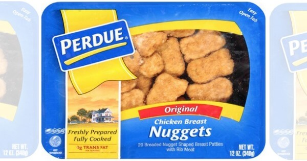 Perdue Refrigerated Chicken Nuggets as Low as 049 at
