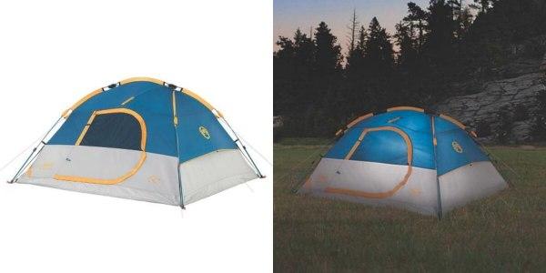 Coleman Flatiron 4Person Instant Dome Tent 2498 Reg