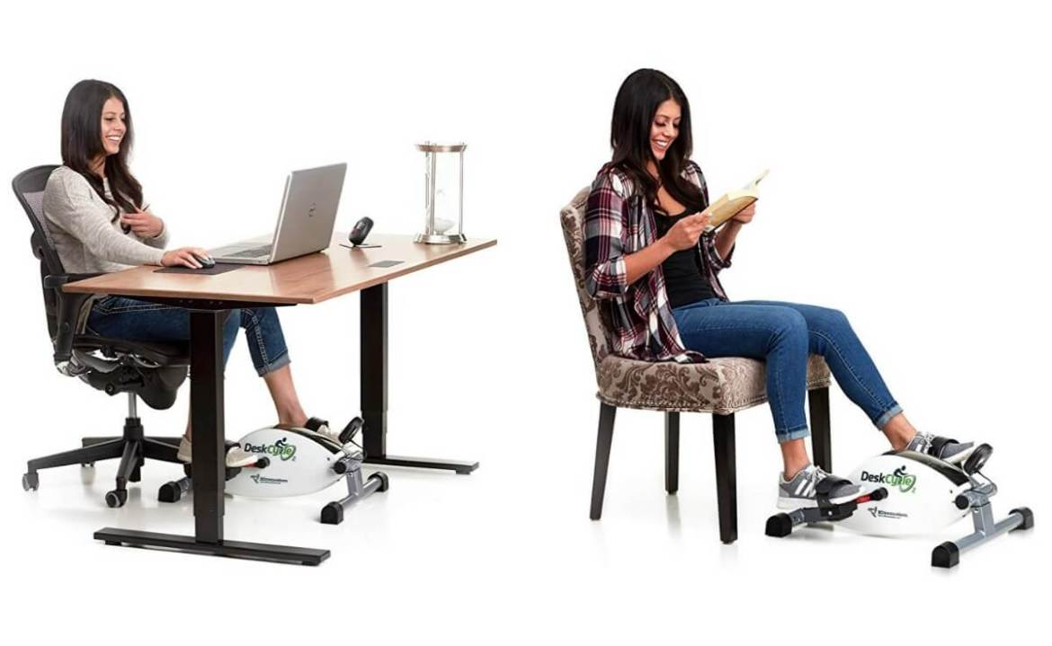 Up to 30% off DeskCycle Under Desk Exercise Bike and Pedal Exerciser |  Living Rich With Coupons®