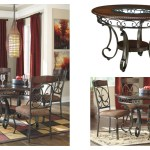 37 Off Ashley Furniture Signature Design Glambrey Dining Room Table Amazon Living Rich With Coupons