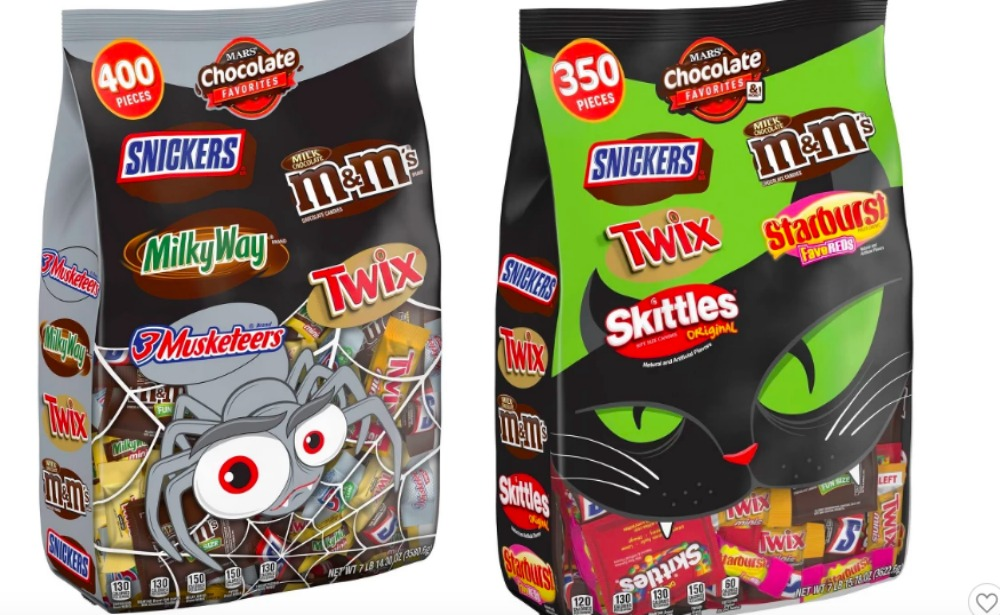 Use the 30% off target circle offer. Mars Xxl Halloween Candy 400 Count Bag Just 15 94 At Target Living Rich With Coupons