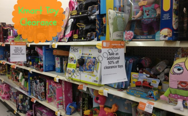 Kmart Toy Clearance 2013 Additional 50 Off Clearance